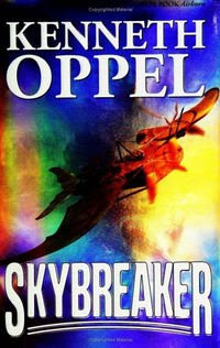 Book Cover Art of Skybreaker by Kenneth Oppel
