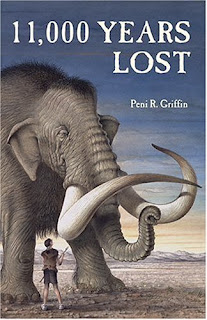 Book Cover of 11000 Years Lost by Peni R. Griffin