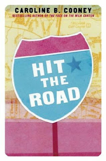 Book Cover of Hit the Road by Caroline B. Cooney