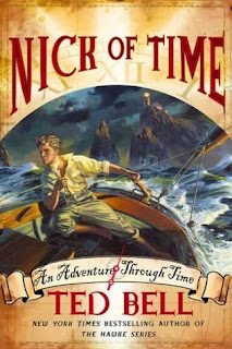 Book Cover of Nick of Time by Ted Bell