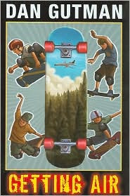 Book Cover of Getting Air by Dan Gutman