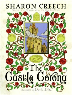 Cover of The Castle Corona by Sharon Creech