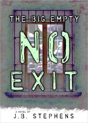 Book cover art of No Exit by J.B. Stephens