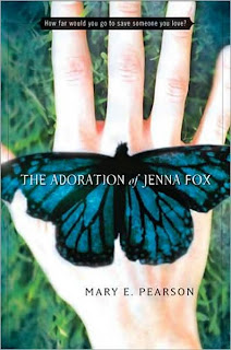 Book Cover Art for The Adoration of Jenna Fox by Mary E. Pearson