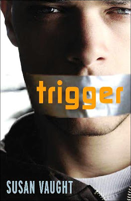 Book Cover Art for Trigger by Susan Vaught
