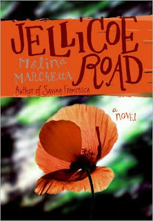 Book Cover Art for Jellicoe Road by Melina Marchetta