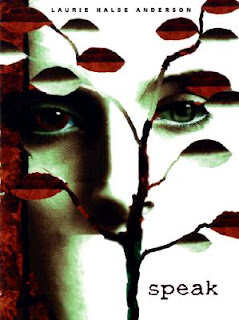Book Cover Art for Speak by Laurie Halse Anderson