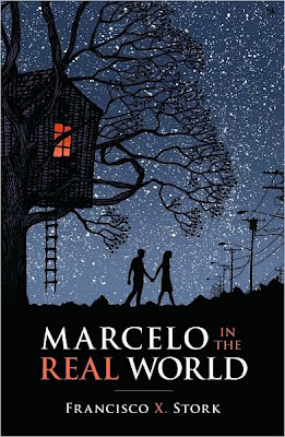 Book Cover Art for Marcelo and the Real World by Francisco X. Stork