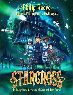 Book Cover Art for Starcross by Philip Reeve