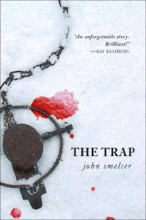 Book Cover Art for The Trap by John Smelcer