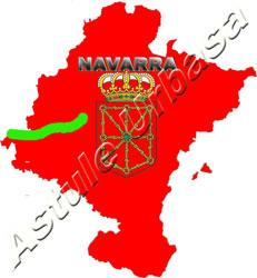 05  NAVARRA -La Vía Verde del Ferrocarril  Vasco Navarro - Zona  de Navarra