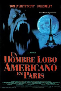 Ver Película Un Hombre Lobo Americano en Paris Online Gratis (1998)