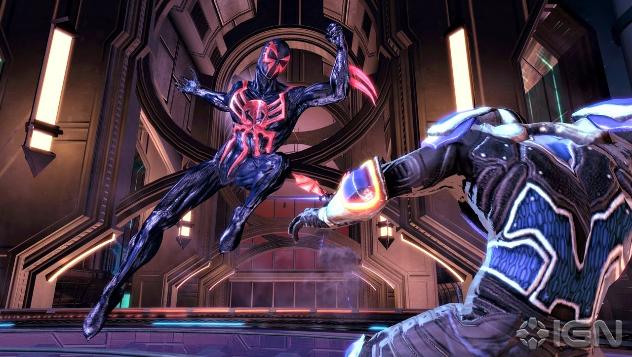 Spider Man Shattered Dimensions 2099 Images amp Pictures Becuo