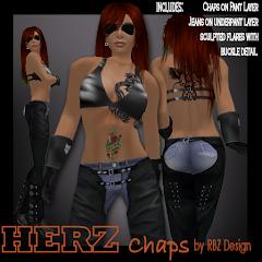HERZ Chaps