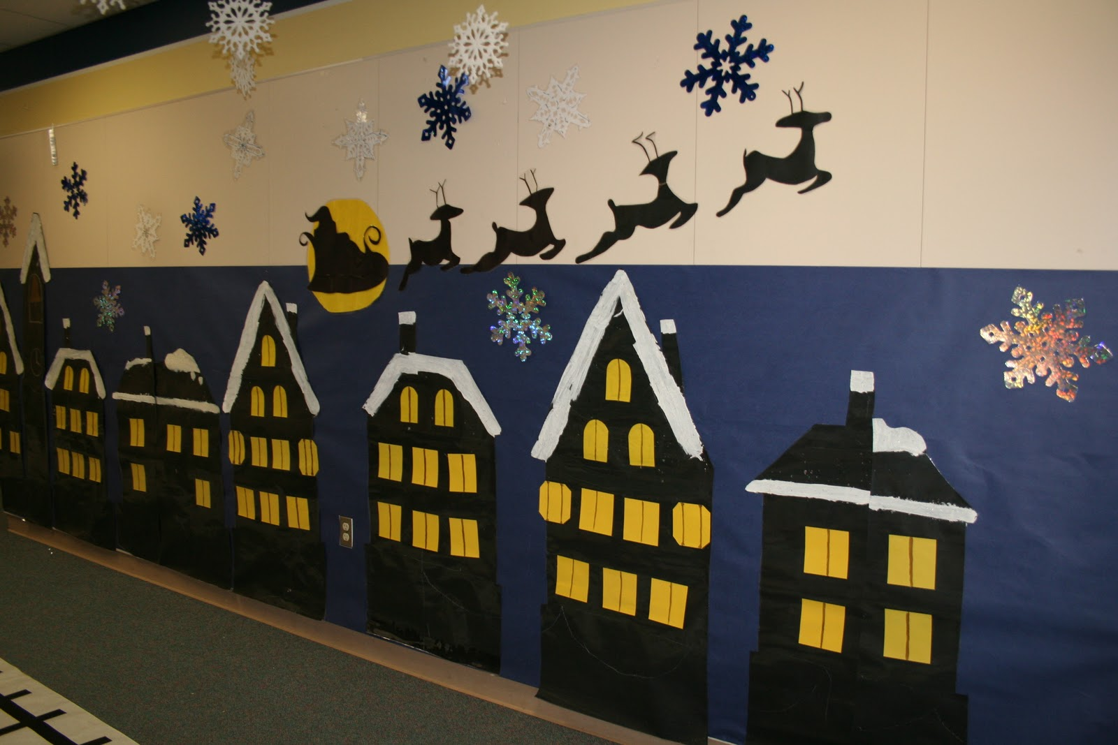 Polar Express Classroom Decoration Ideas ~ A future and hope christmas party polar express day