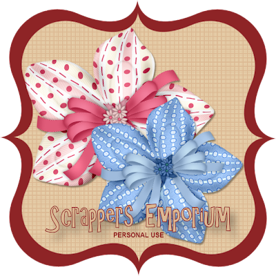 http://scrappersemporium.blogspot.com/2009/08/satin-flowers-freebie.html