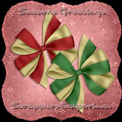 http://scrappersemporium.blogspot.com/2009/11/freebie-christmas-bows_18.html