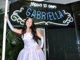 Gabiella ,debutante e princesa