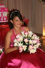 A beleza de uma debutante!!!!