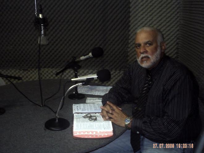 Locutor e Mestre de Cerimonis Gilberto Braga!