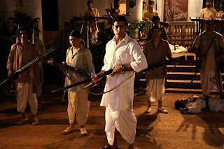 Abhishek Bachchan in Khelein Hum Jee Jaan Sey