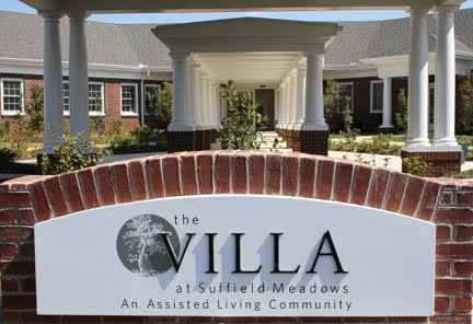 The Villas Assisted Living In Warrenton Va Assisted Living at the