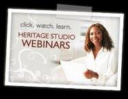 FREE Online Heritage Studio Classes