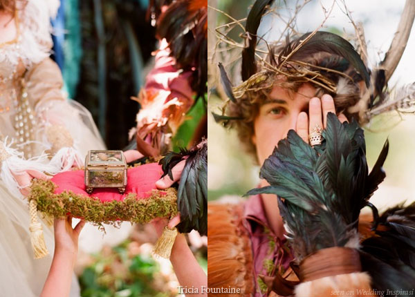 Reverie Faery Wedding
