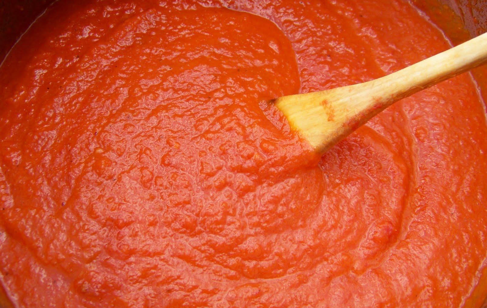 Meatless Everyday: Marinara Sauce