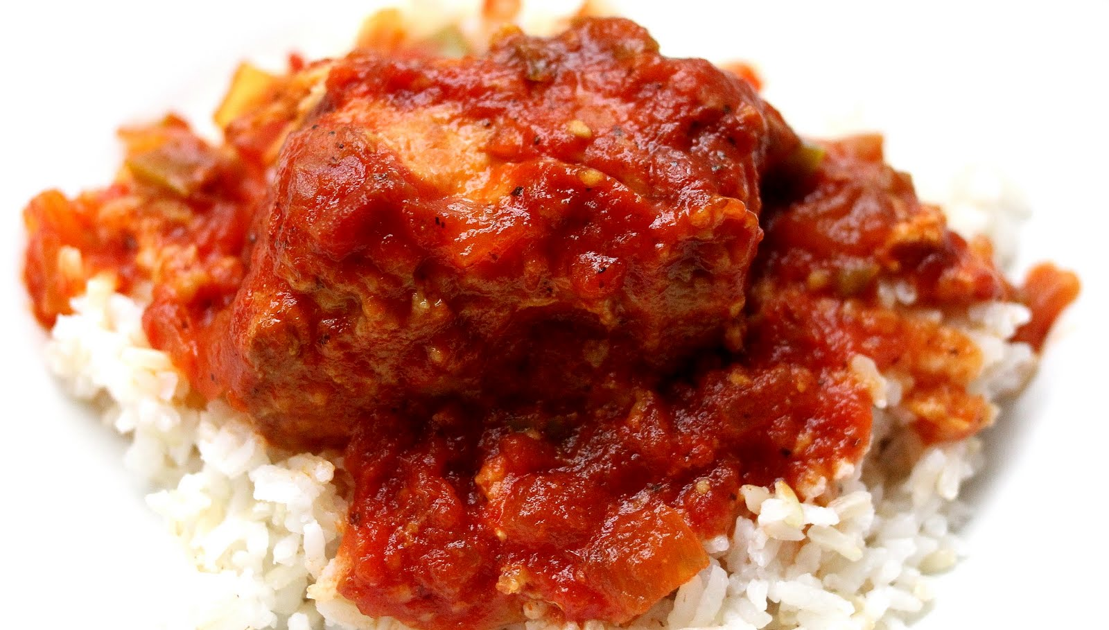 On My Menu: Curried Chicken Cacciatore