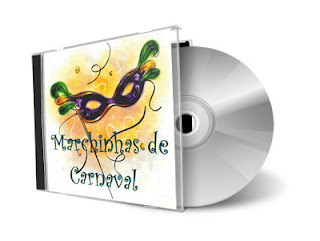 CD   Coletanêa Marchinhas do Carnaval