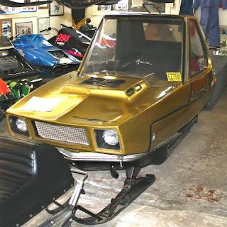 1971 Sno-Coupe