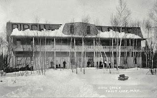 ca. 1915 Birch Lodge