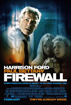 Filme Poster Firewall - Segurança em Risco DVDRip XviD & RMVB Dublado