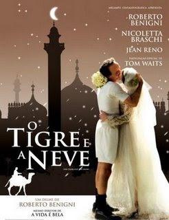 O Tigre e a Neve (Dublado)