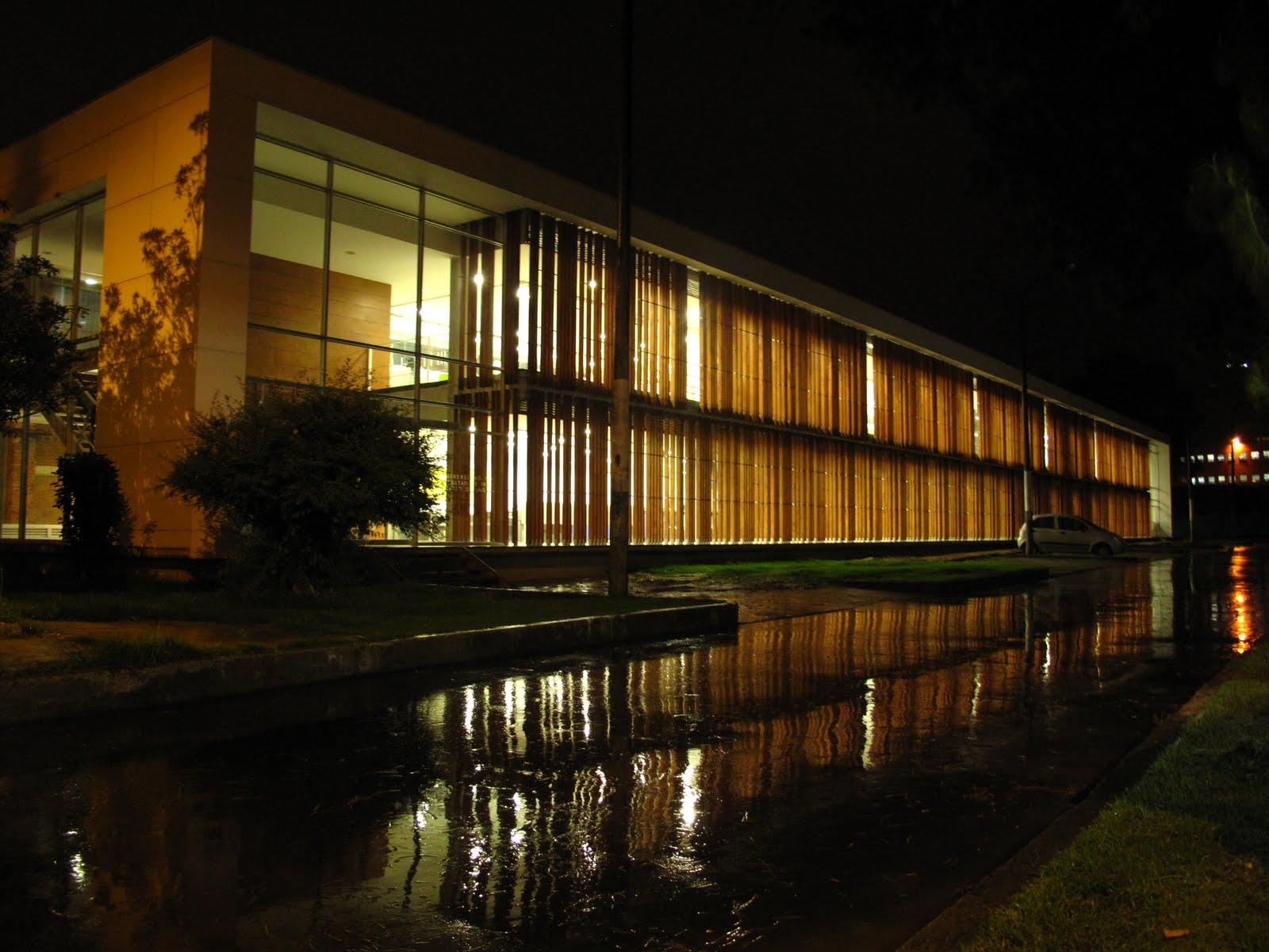 Arquitectura moderna en bogota cade universidad nacional for Arquitectura moderna en colombia