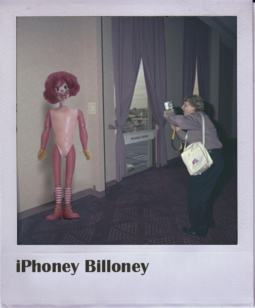 iPhoney Billoney