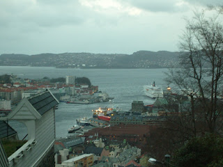 koessi in norwegen: Bergen
