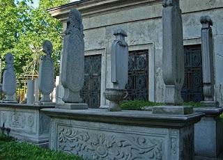 Cemitério de Istambul