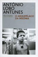 O Arquipélago da Insónia, de António Lobo Antunes