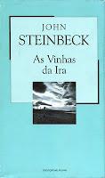 As Vinhas da Ira, de John Steinbeck