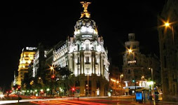 The city: Madrid