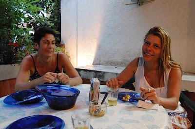Lina Rivera e Danielli Pureza, Cabo Frio, primeiro de dezembro de 2007