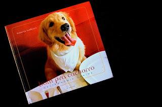 capa do livro BOM PRA CACHORRO - GASTRONOMIA CANINA, de Roberta Sudbrack