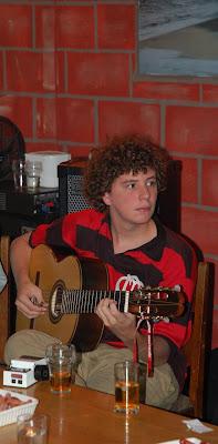 Tiago Prata, Holanda, 13 de abril de 2008
