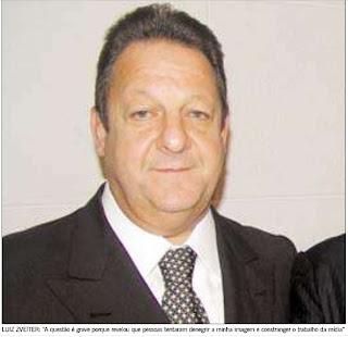 fotografia publicada no jornal O GLOBO de 19 de maio de 2010