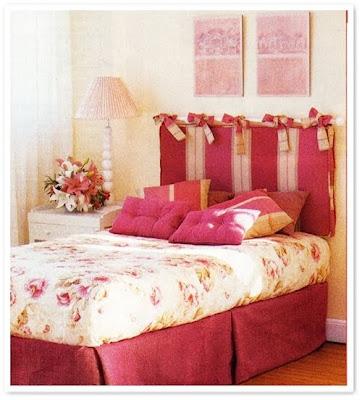 Ideas para decorar el cabecero de la cama camas cabeceros - Ideas para hacer cabeceros de cama ...