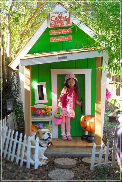 El minihogar - Casitas para el jardin ...