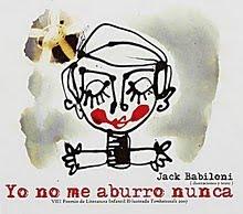 Yo no me aburro nunca, por Jack Babiloni