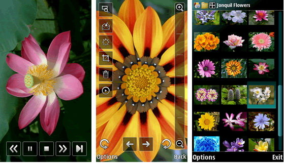 Resco HD photo_viewer v6.0. Photo Browser 2 v2.00(3)Symbian 3 Anna Belle S